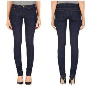 J Brand Pencil Leg skinny denim jeans distressed